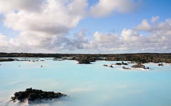 Błękitna Laguna - Gorące Źródła na Islandii