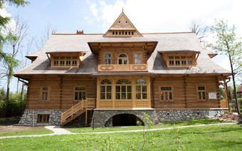 Willa Oksza odzyskana przez Skarb Państwa i wyremontowana w 2008r.