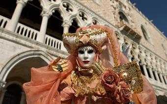 Wenecja. Karnawał w Wenecji