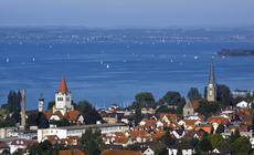 Austria. Jezioro Bodeńskie