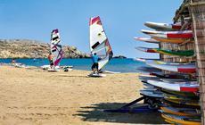 Windsurfing na Rodos