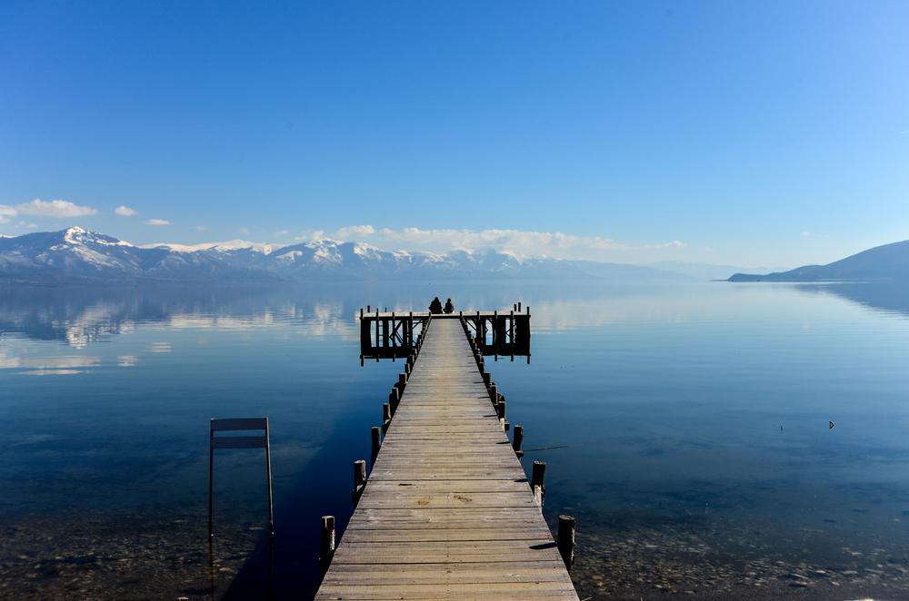 Macedonia, Jezioro Prespa