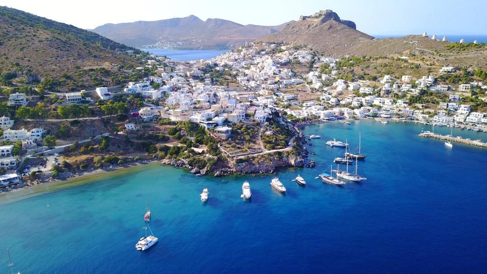 Wyspa Leros